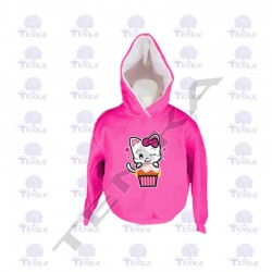 HOODED INF. CHAP. FUCHSIA