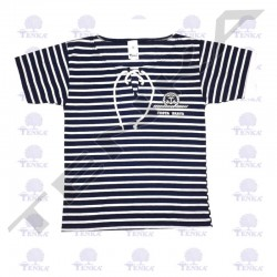 camiseta cordon marino