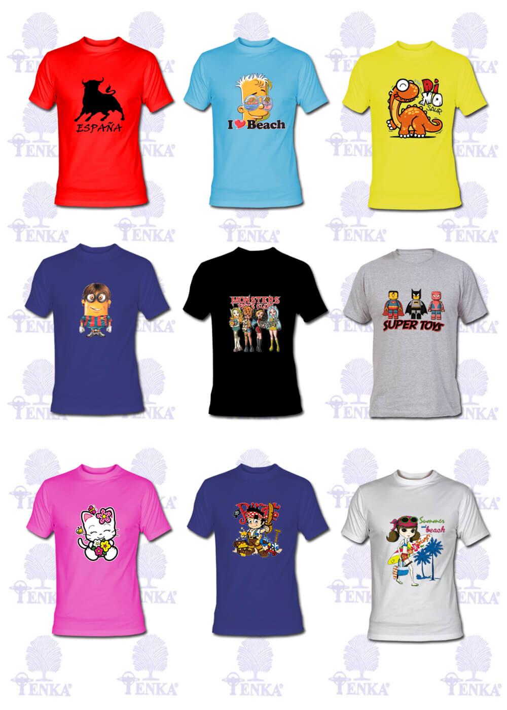 camiseta inf1