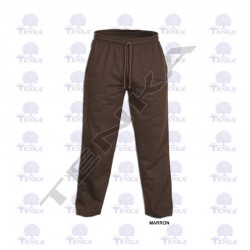 Pants plastic Marron