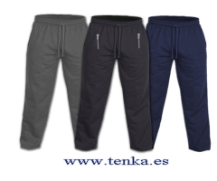 Pantalones de felpa