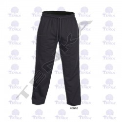 Pantalons de plàstic NEGRE