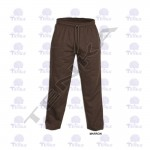PANTALON PLASTON MARRON