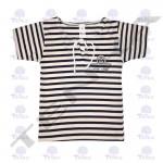 camiseta cordon crudo